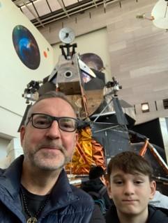 Lunar excursion module